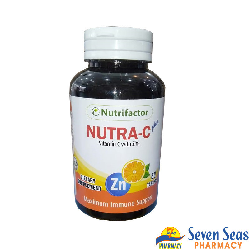 NUTRA-C PLUS TAB  (1X60)