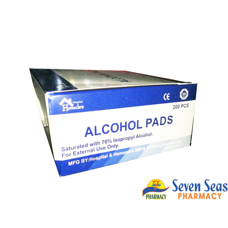 ALCOHOL SWABS  (1X200)