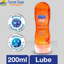 DUREX PLAY MASSAGE 2IN1 LOT...