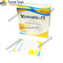 KOSNATE-D PLUS SHT  (1X15)