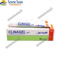CLINAGEL GEL 10GM (10GM)